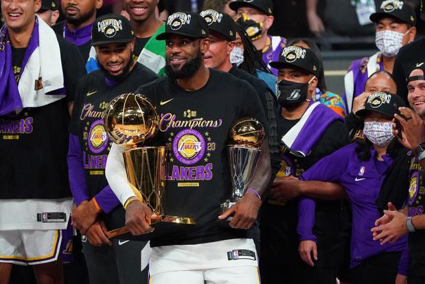 De NBA-bubbel hield stand, de LA Lakers werden kampioen, maar wat nu?