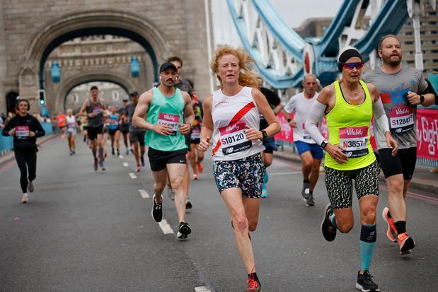 Londense marathon staat voor recordeditie