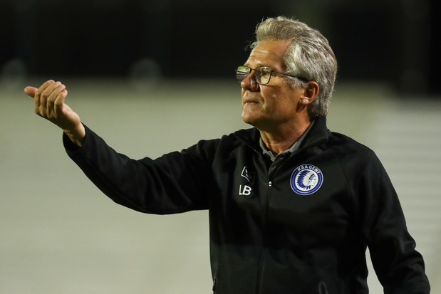 AA Gent zet trainer Laszlo Bölöni na 25 dagen aan de deur