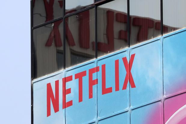 Netflix: le ralentissement se confirme