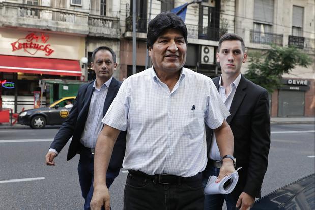 Boliviaanse oud-president Morales aangeklaagd door nieuwe regering