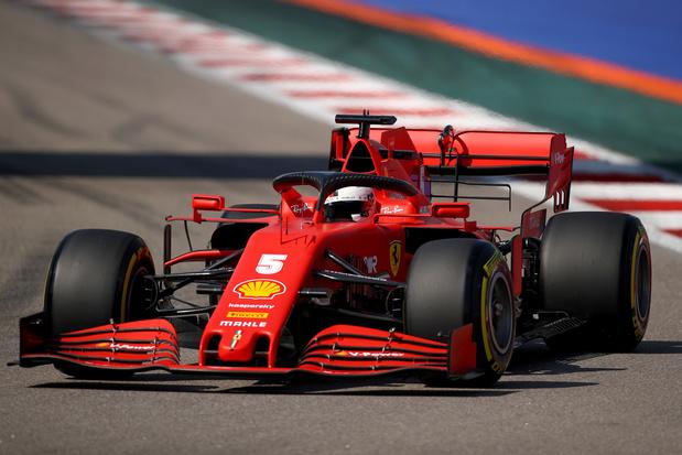 Wat is er aan de hand met Ferrari?
