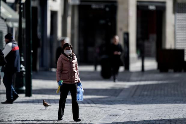 Coronavirus : 37 décès et 462 nouveaux cas en Belgique