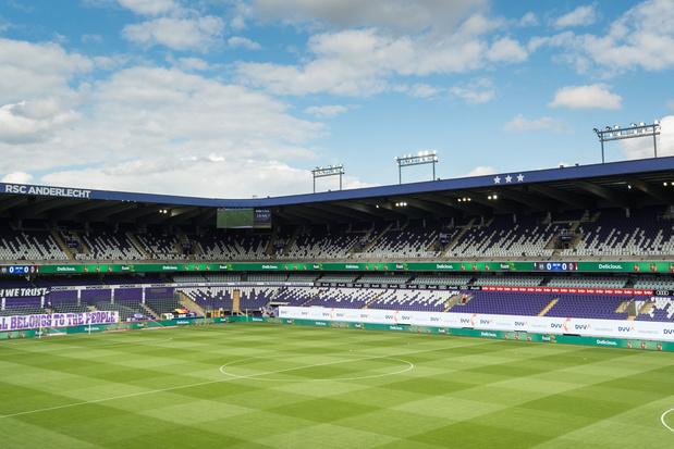Anderlecht stelt stadion open voor 25.000 vaccinaties per maand