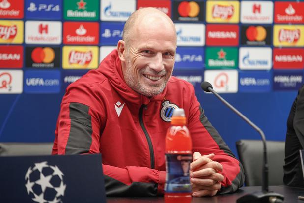 """Philippe Clement: """"On a déjà atteint notre objectif, mais on reste ambitieux"""""""