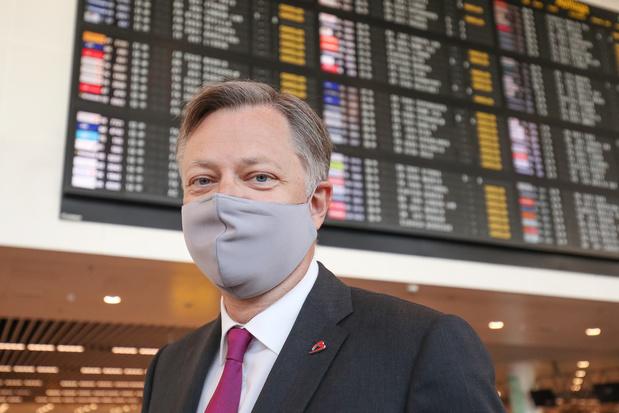 "Arnaud Feist: ""Brussels Airport a besoin de Brussels Airlines"""