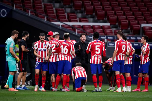 Atlético Madrid doorgelicht: het toverstokje van Simeone werkt nog
