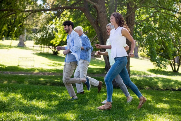 Lichaamsbeweging is goed voor de gezondheid van de hersenen