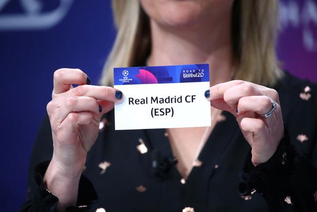 Ligue des Champions: choc entre le Real de Courtois et Hazard et le Manchester City de De Bruyne