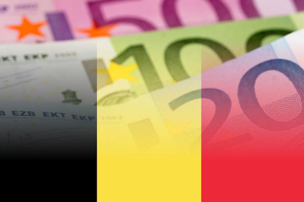 Les besoins de financement de la Belgique revus à la baisse