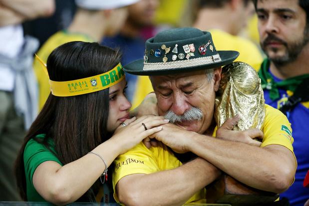Ces matches qui vous ont fait rêver #19: Brésil-Allemagne (1-7)