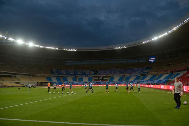 Speelsteden EK officieel bekend: Sevilla vervangt Bilbao, St-Petersburg en Londen nemen Dublin over