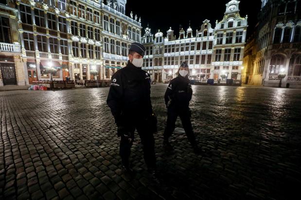 Gestion de crise: la Ligue des droits humains intente une action en référé contre l'Etat belge