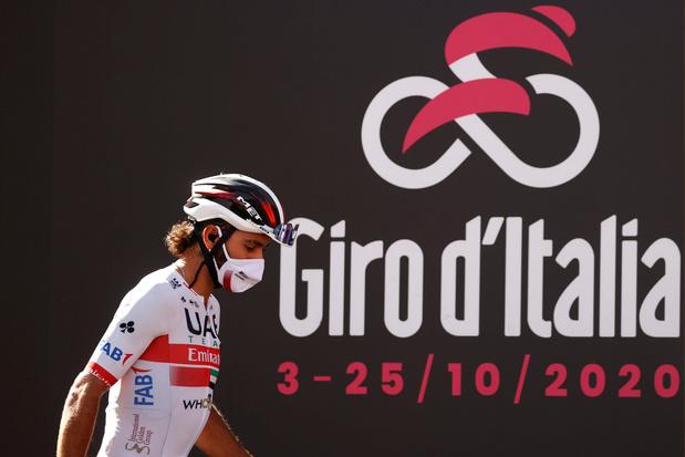 Nieuwe rustdag, nieuwe positieve tests in Giro