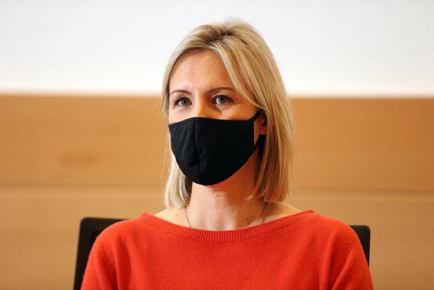 """Jürgen Conings au niveau 3 de la menace, le 17 février: """"Je n'étais pas au courant"""", dit la ministre de la Défense"""