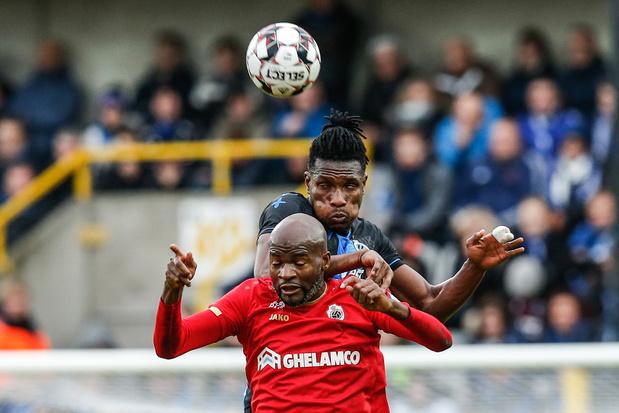 L'Antwerp condamné à payer 10.000 euros d'amende pour les incidents contre Bruges