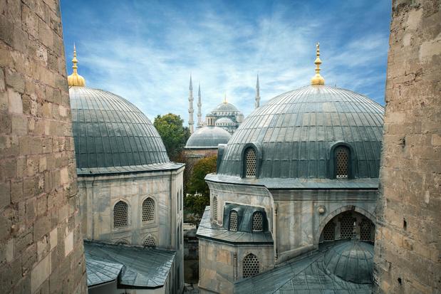 Cinq choses à savoir sur la basilique Sainte-Sophie d'Istanbul