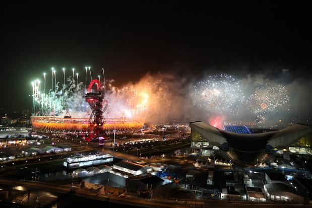 De Spelen van Londen 2012 waren de 'vuilste' ooit