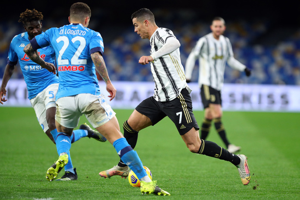 Juventus-Naples: malheur au vaincu