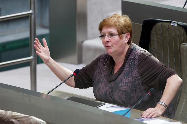 Voormalig Groen-boegbeeld Mieke Vogels: 'Politiek moet eindelijk ballen tonen'