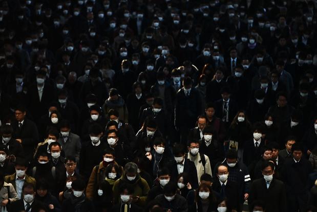 Tokyo s'inquiète d'une recrudescence des contaminations par le nouveau coronavirus