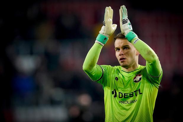 Anderlecht haalt Duitse doelman Wellenreuther bij Willem II