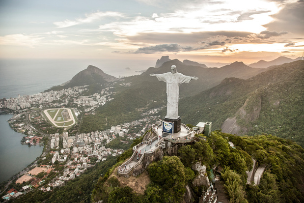 Au Brésil, bientôt une statue du Christ plus grande que celle de Rio