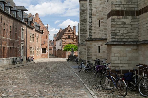Zestig procent van Leuven wordt fietszone