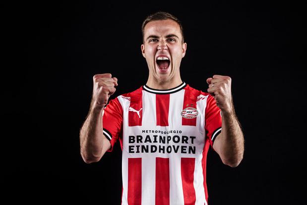 Wat zoekt Mario Götze in Eindhoven?