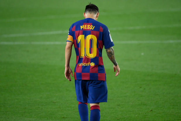 Les 3 issues possibles du conflit Messi - FC Barcelone