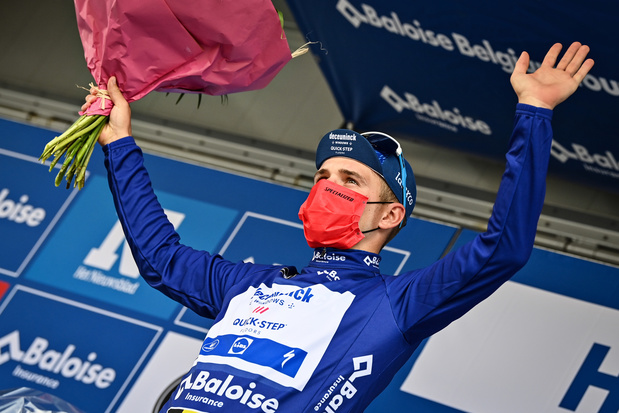 Tour de Belgique: Evenepoel vainqueur final, la 5e étape pour Cavendish