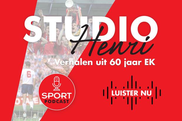 Studio Henri: de podcast over 60 jaar EK-geschiedenis