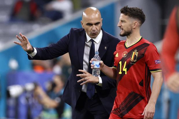Bondscoach Martinez denkt niet aan opstappen: 'Focus op Nations League en WK'