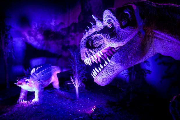 Ultime prolongation pour l'expo Dino World