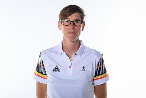 """Griet Hoet heureuse et fière de sa médaille: """"cela enlève de la pression"""""""