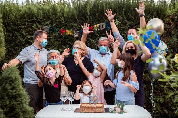 Covid-19: verjaardagsfeestjes hebben misschien bijgedragen tot het verspreiden van het virus