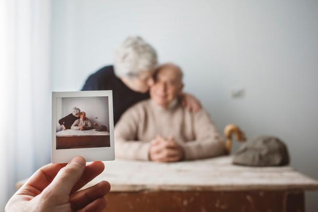 Als Amor de draad kwijtraakt: over seksualiteit en dementie
