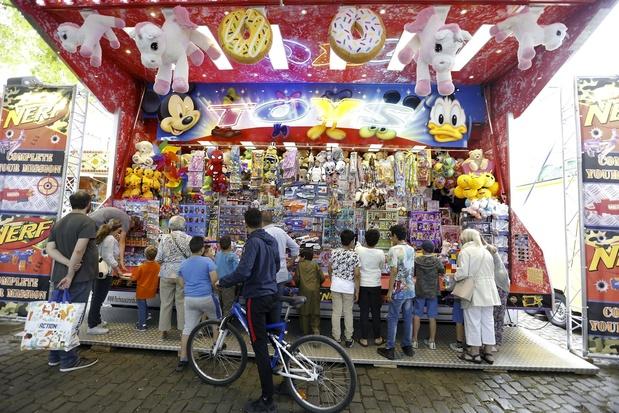 La Ville de Bruxelles débloque un demi-million d'euros pour indemniser les forains