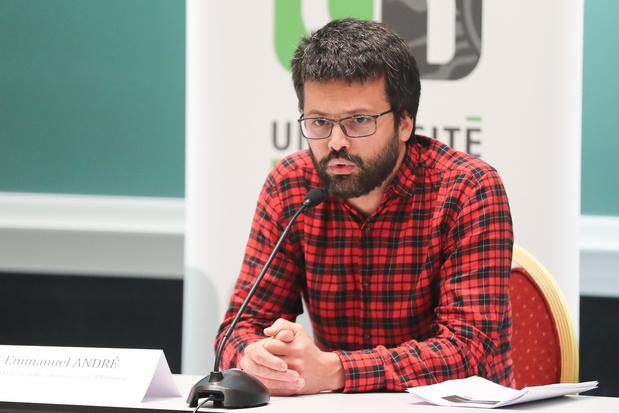 Emmanuel André se retire de sa fonction de porte-parole interfédéral