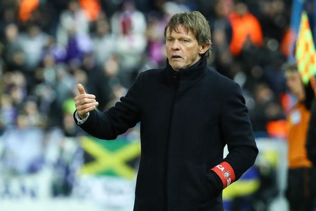 Frank Vercauteren is de nieuwe coach van Antwerp