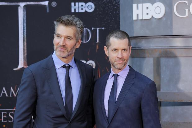 Schrijvers van Game of Thrones tekenen monsterdeal bij Netflix