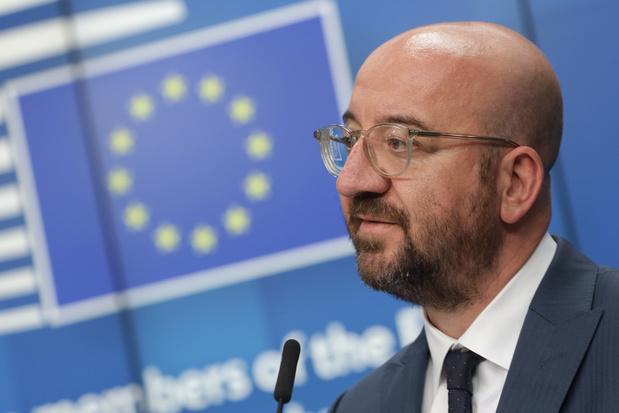 """Charles Michel: une """"société bienveillante"""" devrait être """"notre nouvel horizon européen"""""""