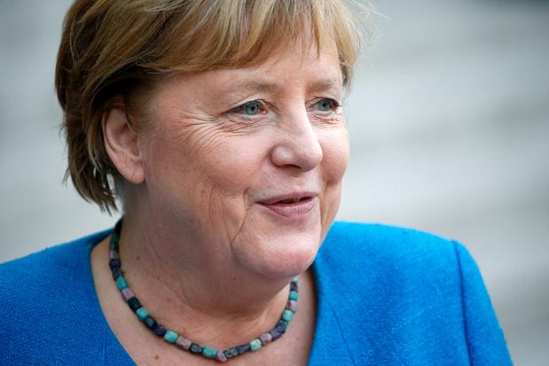Merkel, c'est au pied du mur qu'on voit... la hauteur du mur
