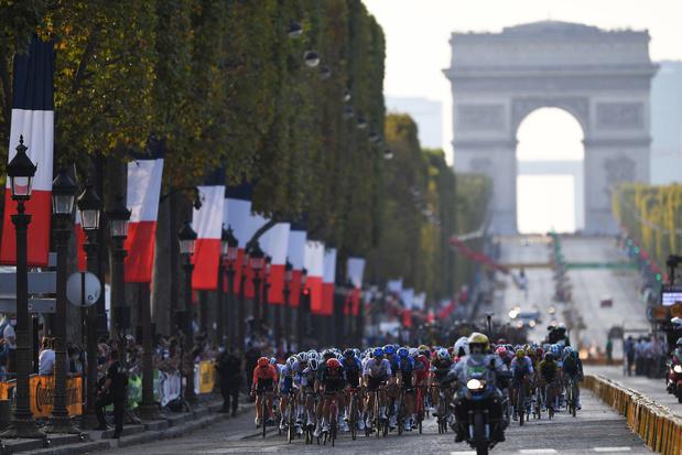 Alles over Tourrit 21: reclame maken voor de Olympische Spelen van Parijs