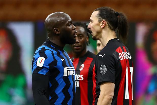 Reconstructie: hoe het opstootje tussen Lukaku en Ibrahimovic helemaal escaleerde