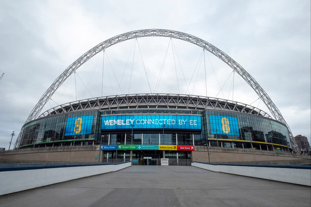Wordt Premier League uitgespeeld op Wembley?