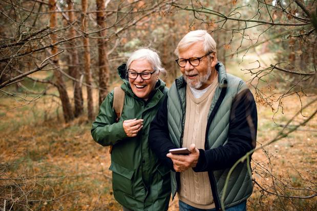6 goede redenen om te wandelen in natuurgebied