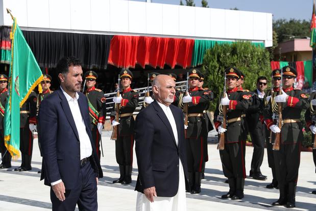 """Rupture des négociations USA-talibans: Kaboul salue """"les efforts sincères"""" de Washington"""