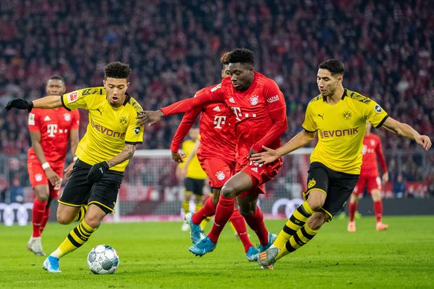 'De Bundesliga begeeft zich op glad ijs'