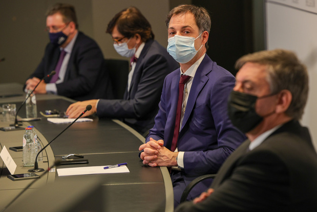 Le Comité de concertation va reconfiner, en cherchant à calibrer les mesures